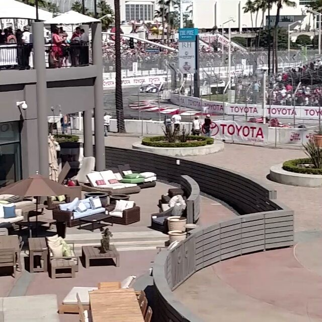#longbeachgrandprix  #indycar first time crazy what a 2.2 liter engine can do on 20+ lbs of boost